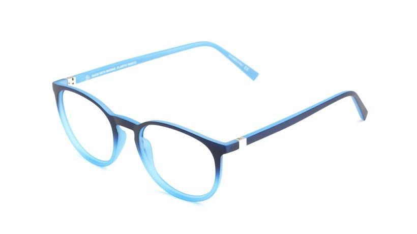 Sea2see eyewear Sasha Farbe 03 blau verlauf matt, recyceltes ...