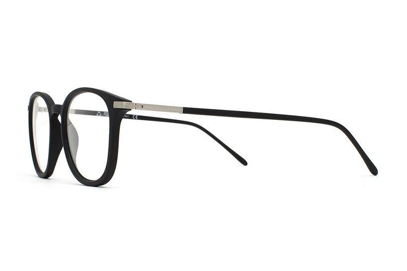 Sea2see eyewear Treviso Farbe 01 schwarz matt, recyceltes Meeresplastik