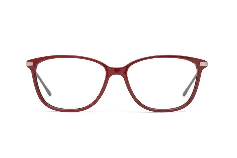 Sea2see eyewear Venezia Farbe 04 rot/grau, recyceltes Meeresplastik