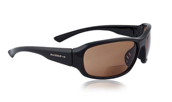 Swisseye Sportbrille Bikerbrille in Sehstärke mit Lesehilfe, Freeride Bifo,