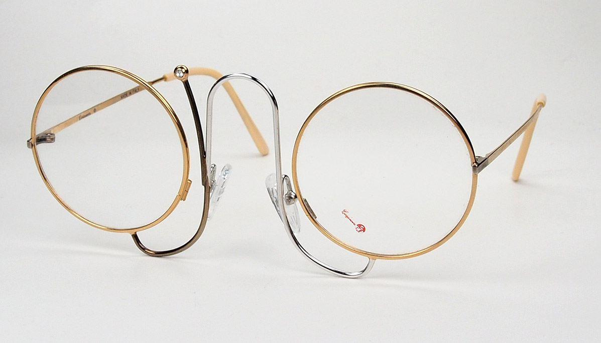 Casanova eyewear,Brille CMR 1 C 02 Made in Italy