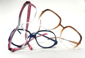 Damenbrillen 80er Jahre