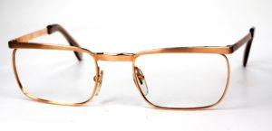 Feingold-Brillen, echte Goldbrillen