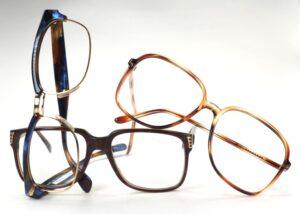 Herrenbrillen 80er Jahre